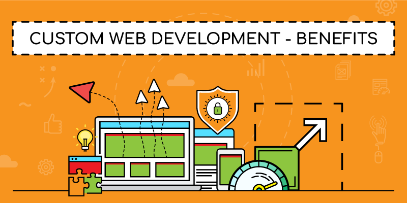 Benefits of Custom Web Development